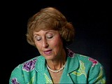 <p>Doriane's Jewish family fled to Amsterdam in 1940, a year that also saw the German occupation of the Netherlands. Her father perished after deportation to Auschwitz. After their mother was seized, Doriane and her brother hid with gentiles. The three were reunited at Bergen-Belsen, where they were deported via Westerbork. They were liberated during the camp's 1945 evacuation. Doriane's mother died of cancer soon after Doriane helped her recover from typhus.</p>