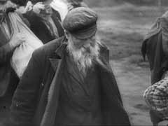 <p>The Romanian government was allied with Nazi Germany, but it generally did not deport Romanian Jews to German-occupied territory. Instead, Romania systematically concentrated and deported the Jews of Bessarabia and northern Bukovina to Romanian-occupied areas of the Ukraine. Here, Jews from the Bessarabian town of Balti are assembled in collection camps during the deportations. By the end of May 1942, Romanian security forces had killed or deported most of the Jews in the area. Only about 200 Jews remained in all of Bessarabia.</p>
