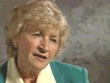 """<p>Lisa was one of three children born to a religious Jewish family. Following the German occupation of her hometown in 1939, Lisa and her family moved first to Augustow and then to Slonim (in Soviet-occupied eastern Poland). German troops captured Slonim in June 1941, during the invasion of the Soviet Union. In Slonim, the Germans established a ghetto which existed from 1941 to 1942. Lisa eventually escaped from Slonim, and went first to Grodno and then to Vilna, where she joined the resistance movement. She joined a partisan group, fighting the Germans from bases in the Naroch Forest. Soviet forces liberated the area in 1944. As part of the Brihah (""""flight,"""" """"escape"""") movement of 250,000 Jewish Holocaust survivors from eastern Europe, Lisa and her husband Aron sought to leave Europe. Unable to enter Palestine, they eventually settled in the United States.</p>"""