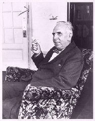 <p>Portrait of Theodore Dreiser.</p>
