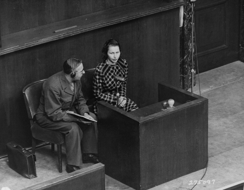 """<p>On December 9, 1946, an American military tribunal opened criminal proceedings against 23 leading German physicians and administrators for their willing participation in war crimes and crimes against humanity. This was Case #1 of the <a href=""""/narrative/9461/en"""">Subsequent Nuremberg Proceedings</a>.</p> <p>Brigadier General Telford Taylor was Chief of Counsel during the Doctors Trial. In Taylor's own words, from the opening statement by the prosecution:</p> <blockquote> <p>""""The defendants in this case are charged with murders, tortures, and other atrocities committed in the name of medical science. The victims of these crimes are numbered in the hundreds of thousands. A handful only are still alive; a few of the survivors will appear in this courtroom. But most of these miserable victims were slaughtered outright or died in the course of the tortures to which they were subjected. For the most part they are nameless dead. To their murderers, these wretched people were not individuals at all. They came in wholesale lots and were treated worse than animals.""""</p> </blockquote> <p>In Nazi Germany, German physicians planned and enacted the <a href=""""/narrative/4032/en"""">Euthanasia Program</a>, the systematic killing of those they deemed """"unworthy of life."""" The victims included the institutionalized mentally ill and physically impaired. Further, during <a href=""""/narrative/2388/en"""">World War II</a>, German physicians conducted pseudoscientific <a href=""""/narrative/3000/en"""">medical experiments</a> utilizing thousands of concentration camp prisoners without their consent. Most died or were permanently impaired as a result. Jews, Poles, Russians, and Roma (Gypsies) were the most common victims of experimentation.</p> <div class=""""image-embed-wrapper""""><img class=""""image-embed"""" src=""""/asset/14279abd-49c9-4370-97de-4a251ac11377?t=1498195809"""" alt=""""Medical chain of command in the Third Reich"""" /> <p class=""""image-embed-caption-wrapper""""><span class=""""image-embed-caption"""">Medical chain of """