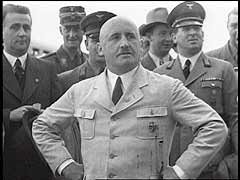 "<p>Julius Streicher, Nazi leader and publisher of the antisemitic newspaper ""Der Stuermer"" (The Attacker), makes a speech accusing Jews of trying to control the world and living by the exploitation of non-Jews. According to Streicher, the only answer for Germany is to solve the ""Jewish question.""</p>"
