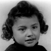 Portrait photo of child