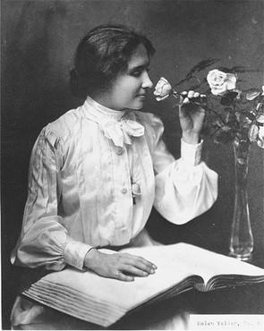 Helen Keller, ca. 1910. [LCID: 69030]