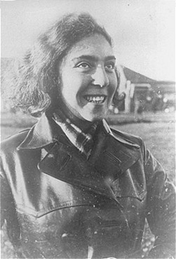 "<p>Portrait of Tosia Altman (1918-1943), <a href=""/narrative/10515"">Jewish youth leader</a> and member of the Jewish underground in the <a href=""/narrative/2014"">Warsaw</a> ghetto.</p>"