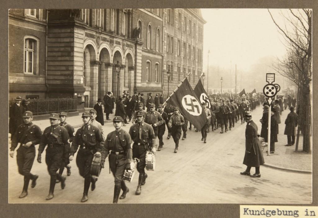 SA parade