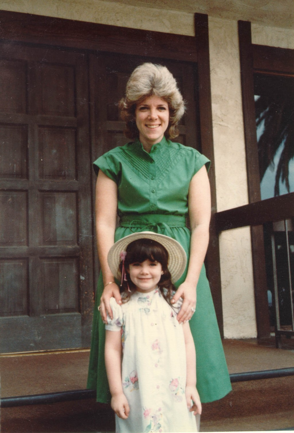 Shelly and Alexis Danielle, Blanka's daughter and granddaughter.