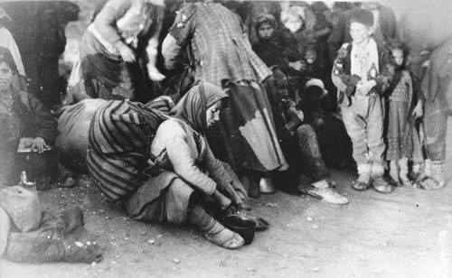 <p>Armenian refugees. Ottoman Empire, 1918-20.</p>