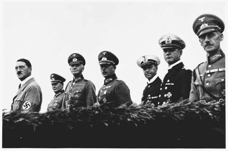German Armed Forces High Command | The Holocaust Encyclopedia