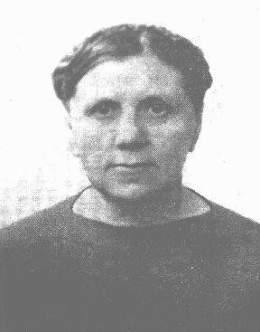 Lithuanian librarian Ona Simaite took food to Jews in the Vilna ghetto, helped hide many Jews outside the ghetto, and saved valuable ... [LCID: 00992]