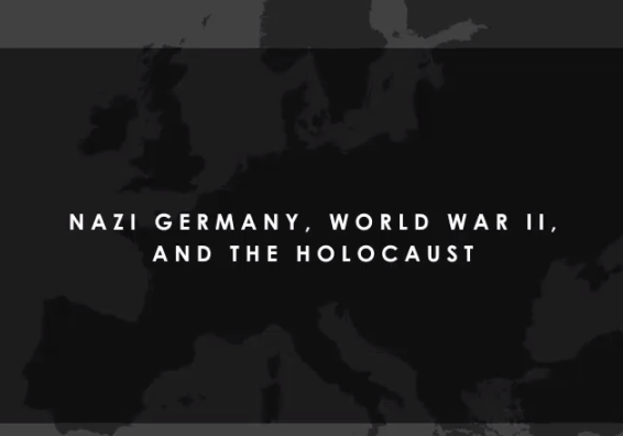 World War II and the Holocaust   The Holocaust Encyclopedia