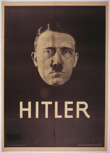 Modern techniques of propaganda—including strong images and simple messages—helped propel Austrian-born Adolf Hitler from being ... [LCID: 40975]