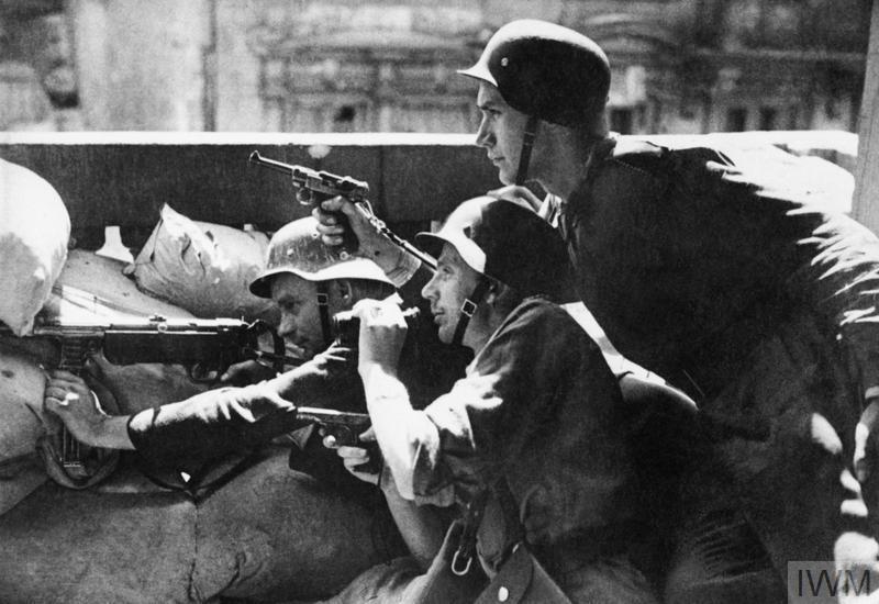 Soldiers of the Armia Krajowa