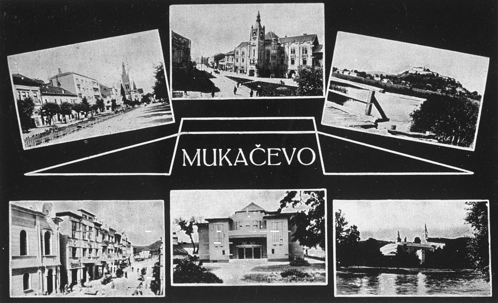 Postcard from Munkacs [LCID: 2002ltbr]
