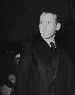 Defendant Ernst Kaltenbrunner. [LCID: 10391]