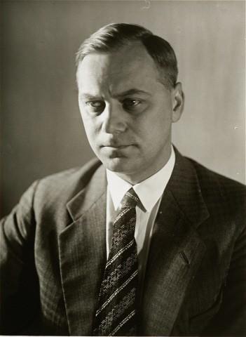 <p>Retrato de Alfred Rosenberg.</p>