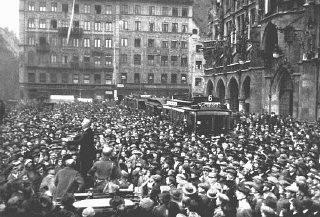 Beer Hall Putsch (Munich Putsch) | The Holocaust Encyclopedia