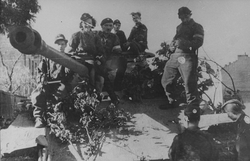 The Armia Krajowa during the Warsaw Uprising