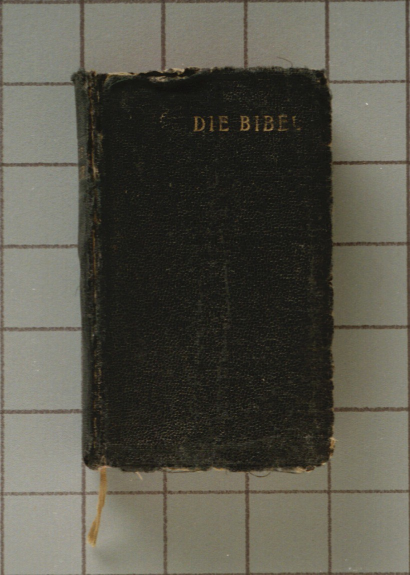 Bible found at liberation [LCID: 1998dn17]