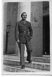 Jack Kakis in Arta, Greece, 1950. [LCID: jpkakis1]