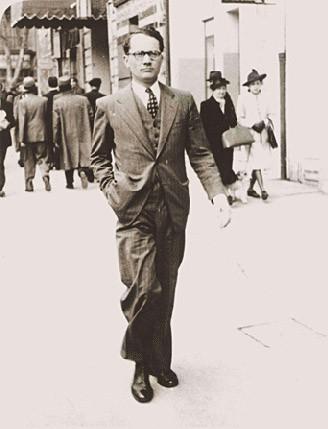 Varian Fry in Marseilles. France, 1940–1941. [LCID: 01230]