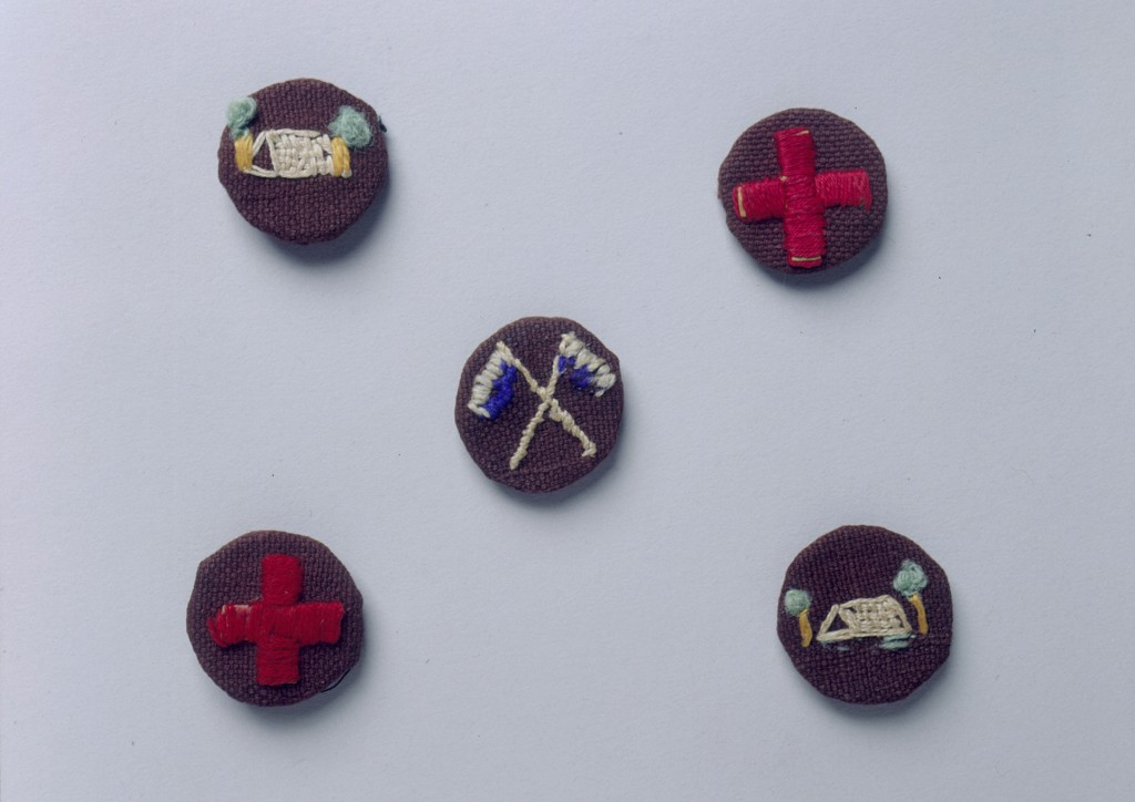 Boy Scout badges [LCID: 2002wlz9]