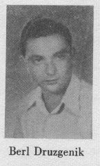 "<p>Bernard Druskin in Israel, 1946. Bernard joined the <a href=""/narrative/11882/en"">partisans</a> after escaping from the <a href=""/narrative/3169/en"">Vilna</a> ghetto in 1940. </p>"