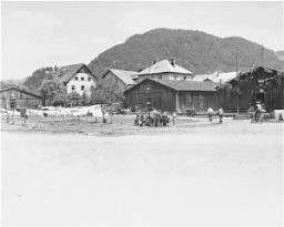 Salzburg Displaced Persons Camps