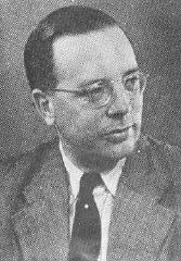 "<p>Portrait of Georg Duckwitz, German naval attache in <a href=""/narrative/4236/en"">Denmark</a> who leaked the Nazi plan to deport Danish Jews. Place and date uncertain.</p>"