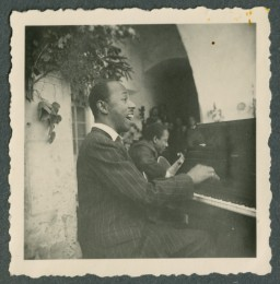 <p>From the start, jazz music was often associated with race all over the world. Begging the question, could the spirit of jazz stand against racial oppression?</p>
