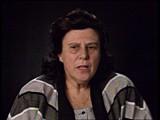Ruth Meyerowitz describes her memories of the Auschwitz crematoria