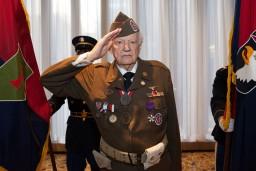 US Liberating units commemoration