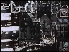<p>At the end of World War II, more than three-quarters of the city of Nuremberg, Germany, lay in rubble. This US Army Air Corps color footage shows some of the war damage in Nuremberg, which had been host in the 1920s and 1930s to massive and lavish rallies for the Nazi party.</p>
