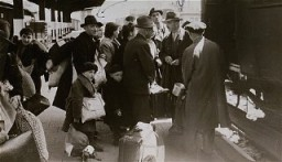 Deportation of Jews from Hanau to Theresienstadt