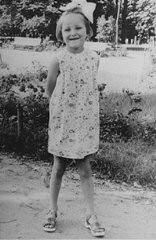 Selma Schwarzwald mientras se escondía con una identidad falsa en Busko-Zdrój.