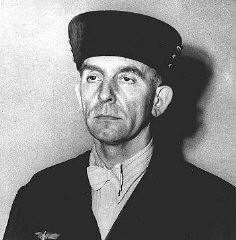 Roland Freisler, un nazi fanatique, fut nommé président du Volksgerichtshof (Tribunal du peuple) en 1942.