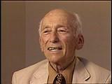 Joseph Maier escribes Hjalmar Schacht at the Nuremberg trial