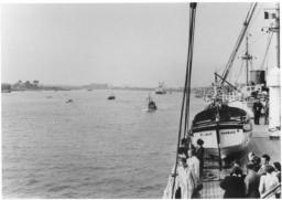 Seeking Refuge in Cuba, 1939