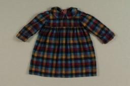 Dress worn by a hidden child