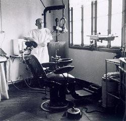 Refugee dentist in Shanghai