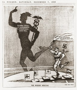 Anti-Nazi Cartoon