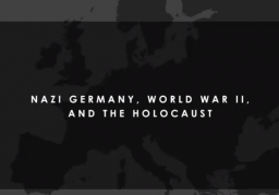 World War II and the Holocaust