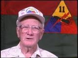 "<p>Darrell Romjue is a veteran of the 11th Armored Division. During the invasion of German-held Austria, in May 1945 the 11th Armored (the ""Thunderbolt"" division) overran two of the largest Nazi concentration camps in the country: Mauthausen and Gusen.</p>"