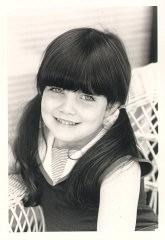 <p>Blanka's granddaughter, Alexis Danielle.</p>