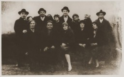 Members of the Danishevska family
