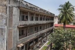 S-21 (Tuol Sleng) Prison, Cambodia