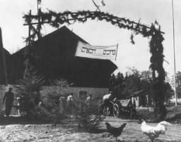 Kibboutz-hachshara de Buchenwald