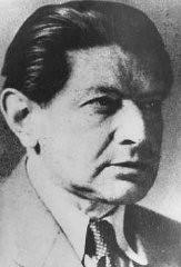 Otto Zucker, miembro de la dirigencia judía de Checoslovaquia durante la ocupación nazi.
