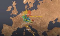 <p>Mientras las tropas aliadas atravesaban Europa en una serie de ofensivas contra la Alemania nazi, se encontraron con y liberaron prisioneros de los campos de concentración. Muchos de los prisioneros habían sobrevivido las marchas de la muerte hacia el interior de Alemania. Después de ser liberados, la mayoría de los judíos no podían o no querían volver a la Europa oriental por el antisemitismo y la destrucción de sus comunidades durante el Holocausto. Muchos de los que volvieron temían por sus vidas. Muchos de los sobrevivientes del Holocausto que no tenían a donde ir emigraron hacia el oeste, a territorios liberados por los aliados. Eran alojados en campos de refugiados mientras esperaban irse de Europa.</p>