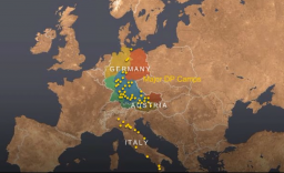 <p>Καθώς τα συμμαχικά στρατεύματα προέλαυναν στην Ευρώπη με μια σειρά επιθετικών επιχειρήσεων κατά της ναζιστικής Γερμανίας, συνάντησαν και απελευθέρωσαν κρατούμενους των στρατοπέδων συγκέντρωσης. Πολλοί από τους κρατούμενους είχαν επιβιώσει από πορείες θανάτου στο εσωτερικό της Γερμανίας. Μετά την απελευθέρωση, πολλοί Εβραίοι επιζήσαντες δεν είχαν τη δυνατότητα ή δεν ήθελαν να επιστρέψουν στην ανατολική Ευρώπη λόγω του αντισημιτισμού που επικρατούσε στις περιοχές αυτές, αλλά και λόγω της καταστροφής των κοινοτήτων τους κατά τη διάρκεια του Ολοκαυτώματος. Όσοι αποφάσισαν να επιστρέψουν στις εστίες τους, πολλές φορές φοβόντουσαν για τη ζωή τους. Πολλοί άστεγοι επιζήσαντες του Ολοκαυτώματος μετακινήθηκαν προς τα δυτικά σε περιοχές που είχαν απελευθερώσει οι Σύμμαχοι. Εκεί, στεγάστηκαν σε καταυλισμούς εκτοπισμένων ατόμων και σε κέντρα προσφύγων, καθώς περίμεναν να εγκαταλείψουν την Ευρώπη.</p>